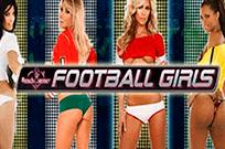 Игровой автомат Футбольные Девушки