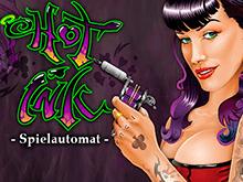 В онлайн казино играйте в аппарате Hot Ink
