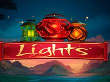 Lights – азартная игра с выводом денег в казино онлайн