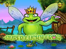 Щедрая азартная игра Super Lucky Frog в зале казино на деньги