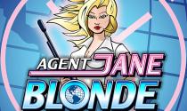 Играть в автомат Agent Jane Blonde на сайте